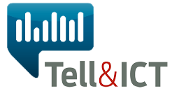 Tell & ICT logo
